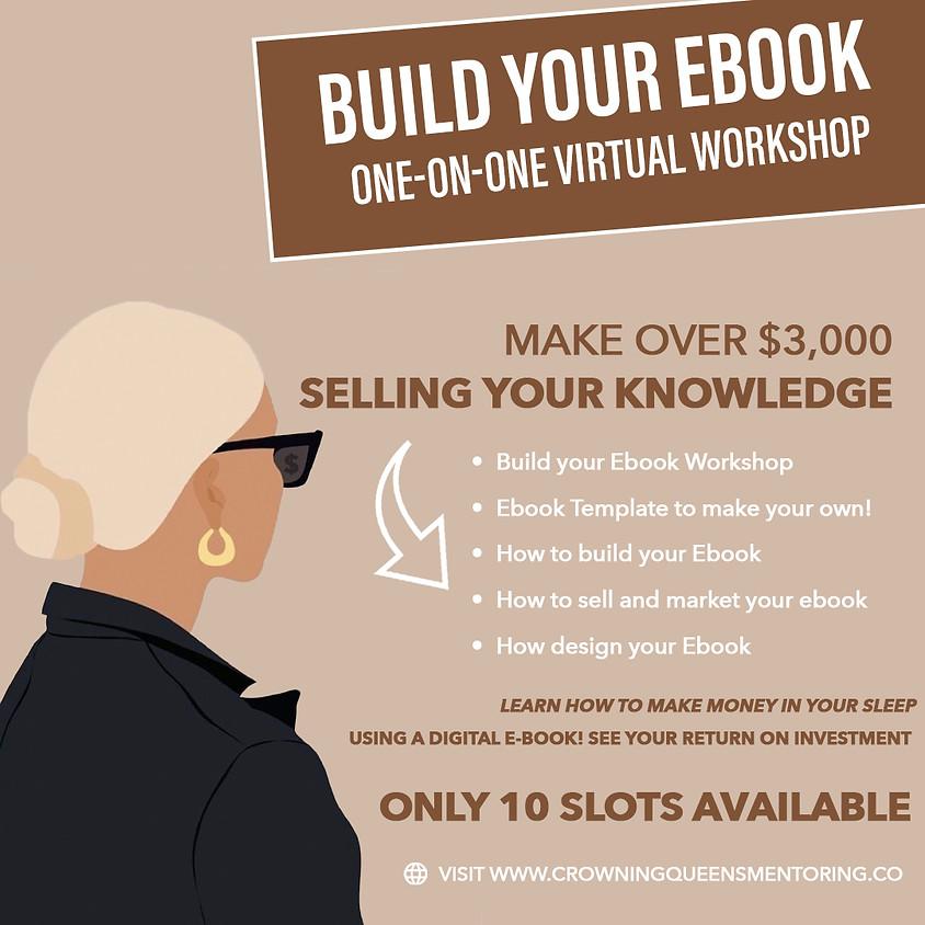 Build your Ebook Workshop