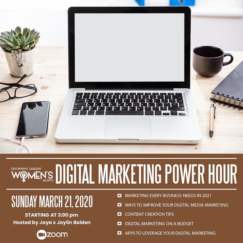 Digital Marketing Power Hour