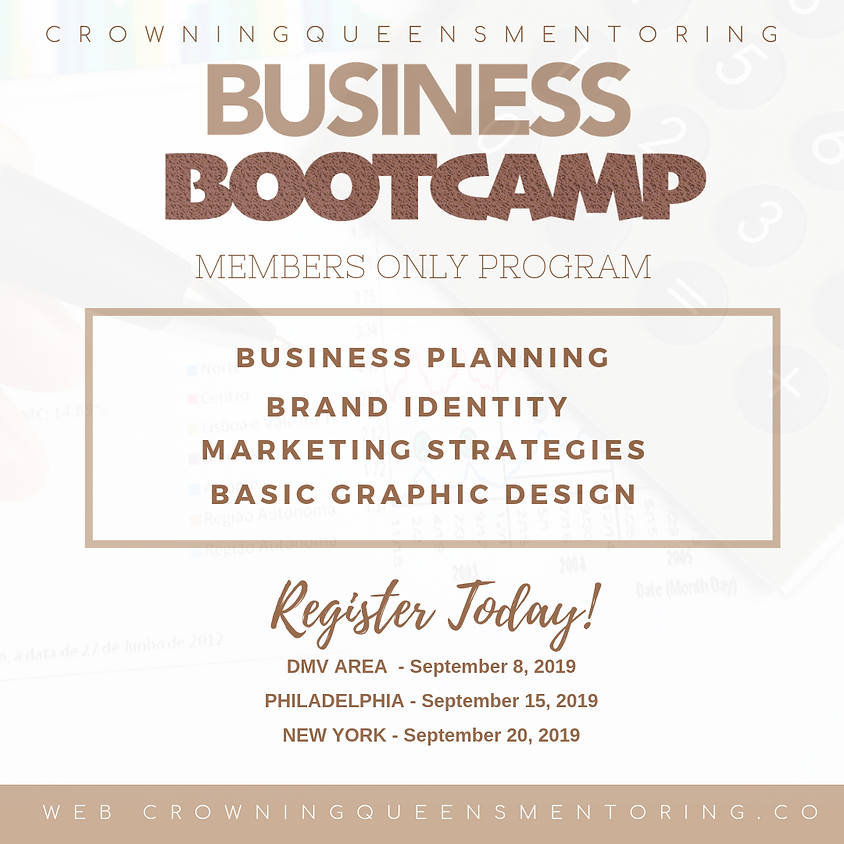 Business Boot Camp Philly
