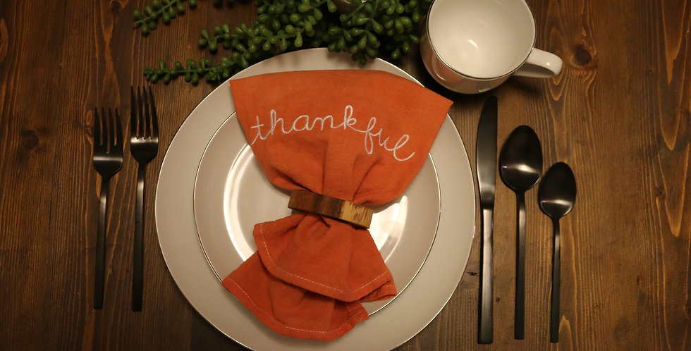 Thankful Tea Towel
