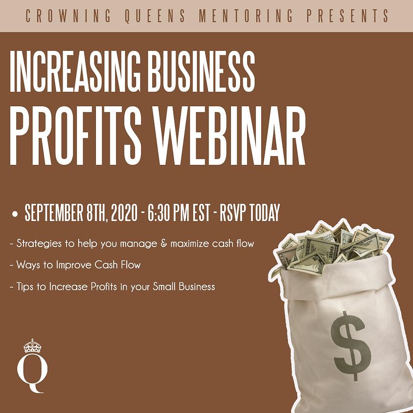 Increasing Business Profits Webinar