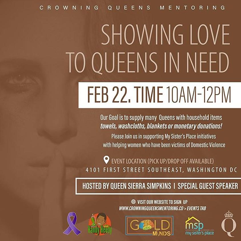 Domestic Violence Community service