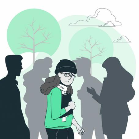 Pistantrofobia: Características del miedo a confiar en los demás