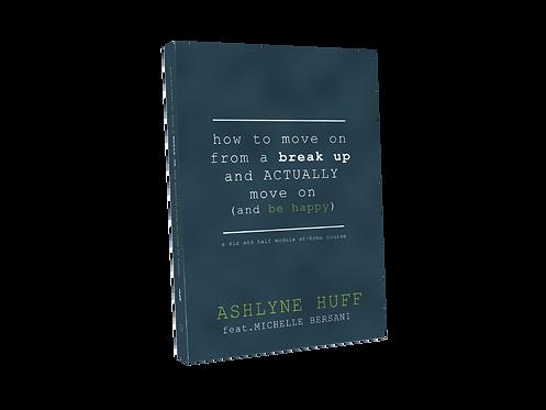 Break Up Course- Digital File