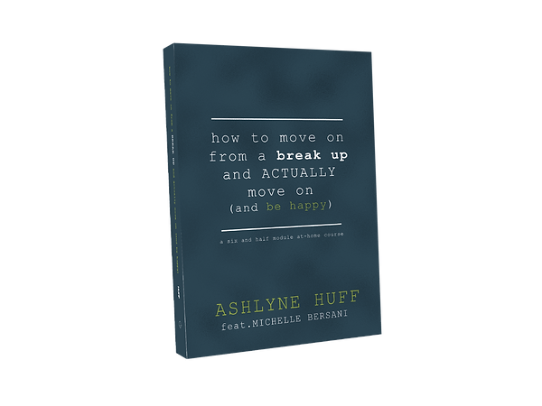 Break Up Help At-Home Course