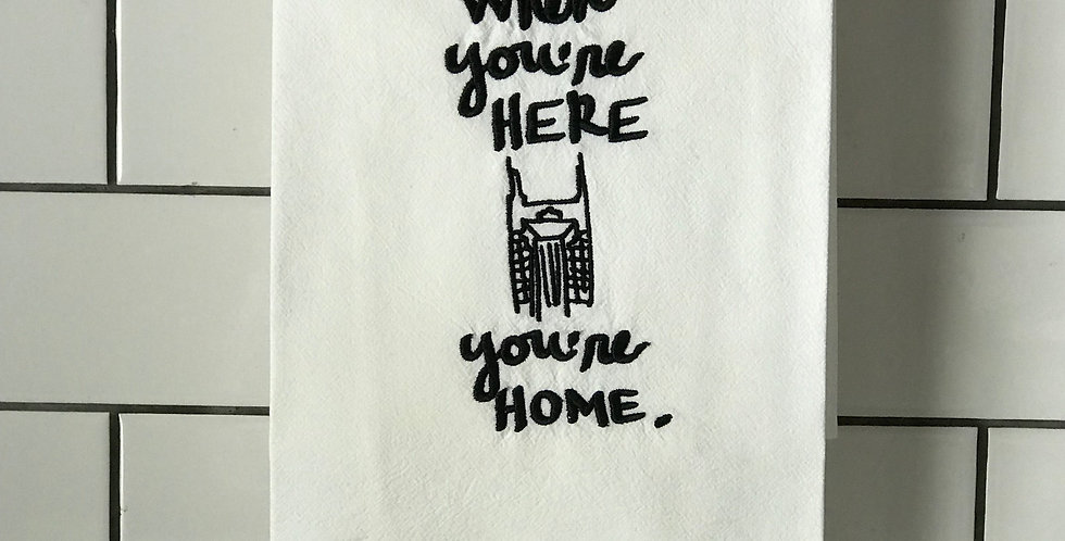 When You're Here, You're Home (Nashville)