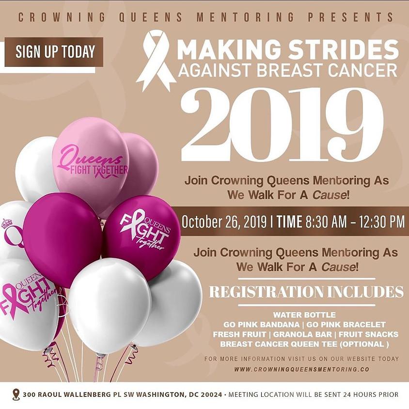 Breast Cancer Walk DC