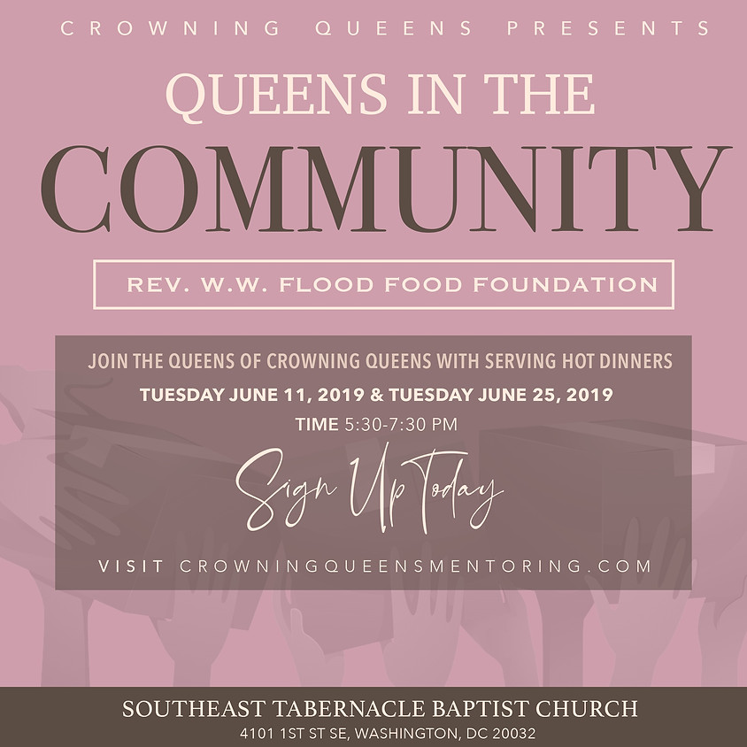 Queens In The Community  Part 2