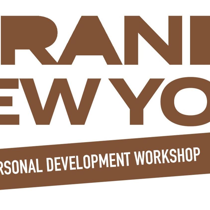 BRAND NEW YOU: Professional Headshots Workshop