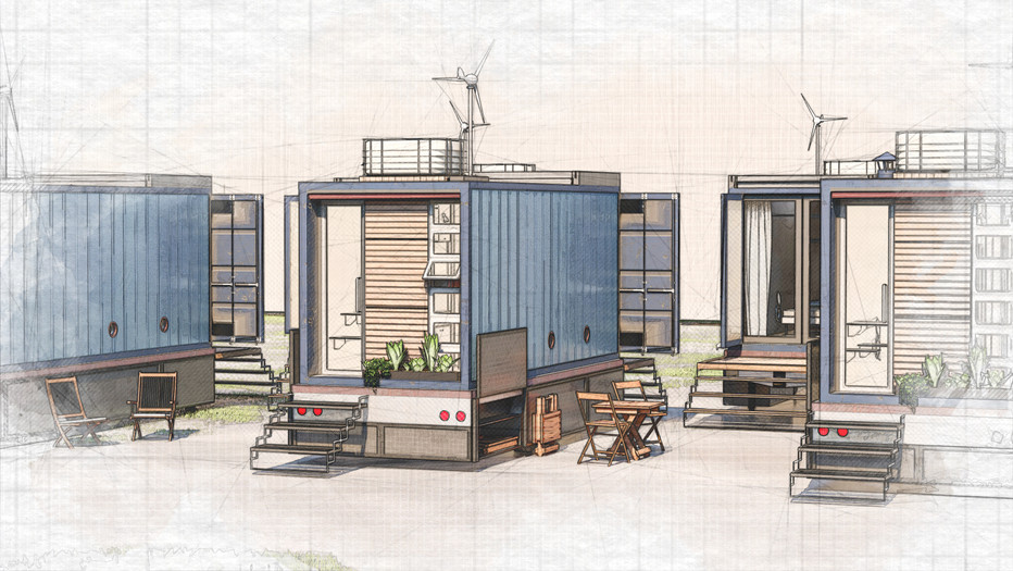 Florida Tiny House - USA