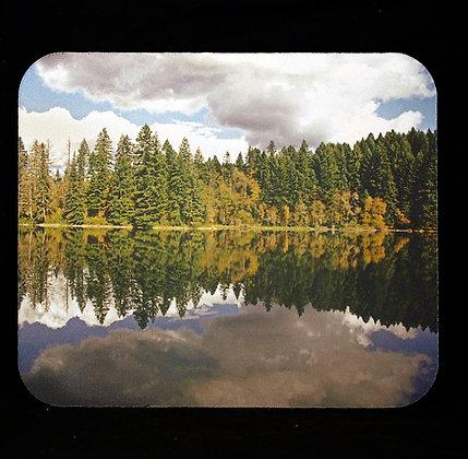 Reflective Lake Mousepad
