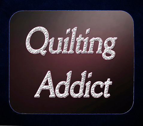Quilting Addict Mousepad