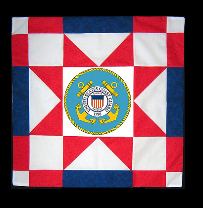 Coast Guard Star Banner Kit