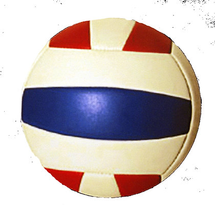 Volleyball Round Mousepad