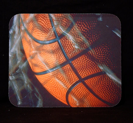 Nothin' But Net Basketball Mousepad