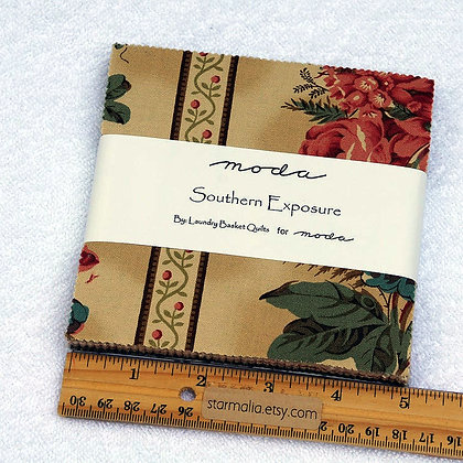 Southern Exposure Charm Pack by Moda