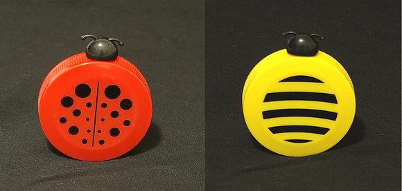 """Ladybug and Bee 60"""" Tape Measures Bundle"""
