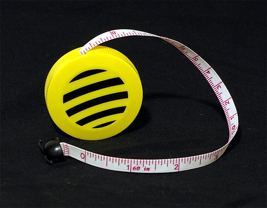 "Bumble Bee 60"" Tape Measure"