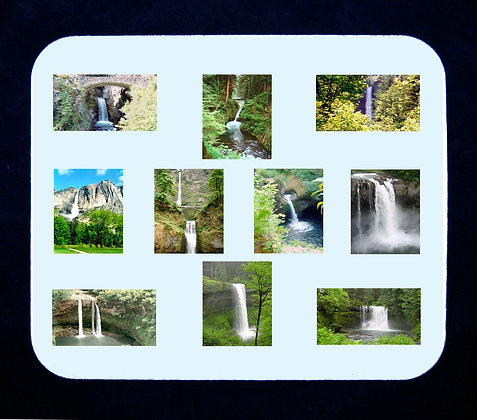 For the Waterfall Lover Mousepad