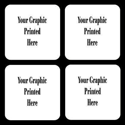 Personalized Coaster Set of 4