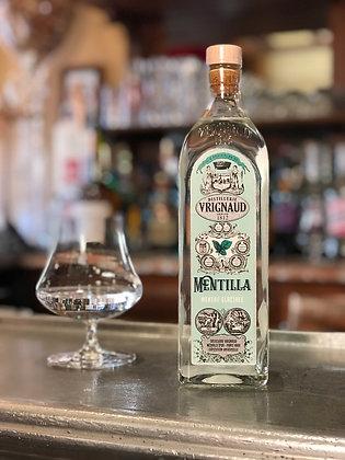 Mentilla, Menthe glaciale, distillerie Vrignaud