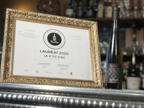 IGP Vin du Val de Loire, Le Château du Coing, Audace Du Coing 50cl 2018