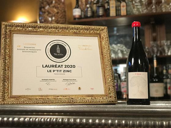 Vin de France, Jérôme Bretaudeau, V Sens 2018