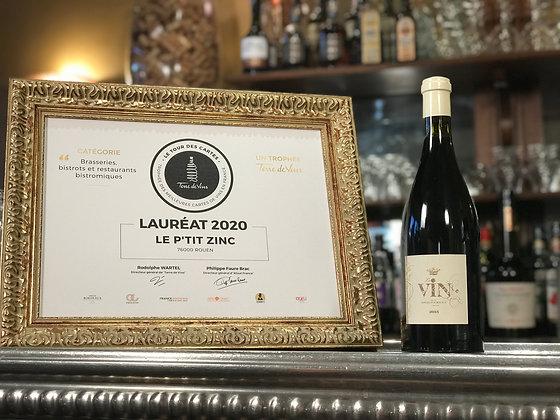 Côtes de Bergerac, le château des tours Verdots David Fourtout Le Vin 2015 rouge