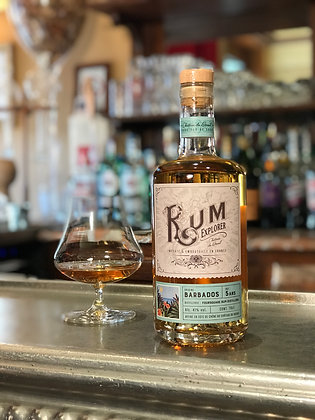 Rum Barbados, château du Breuil, 5 ans