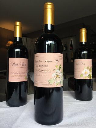 Coteaux du Languedoc, domaine Peyre Rose, Clos des Cistes 2003
