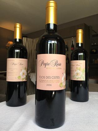 Coteaux du Languedoc, domaine Peyre Rose, Clos des Cistes 2006
