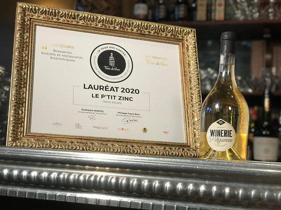 Vin De France, Winerie Parisienne, Grisant 2017
