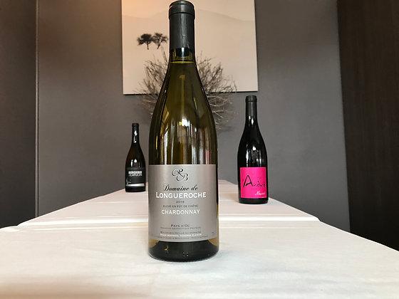 IGP Pays D'Oc Domaine de Longueroche, Chardonnay 2018