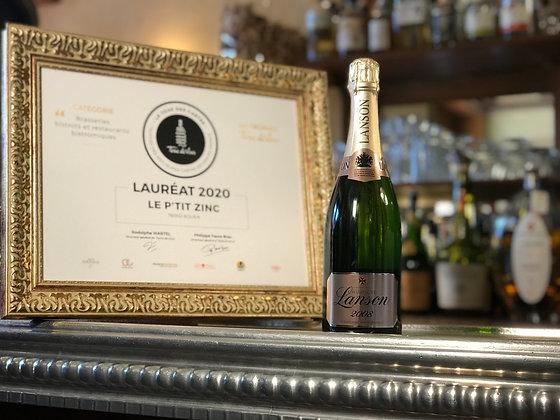 Lanson, Gold Label, brut, vintage 2008