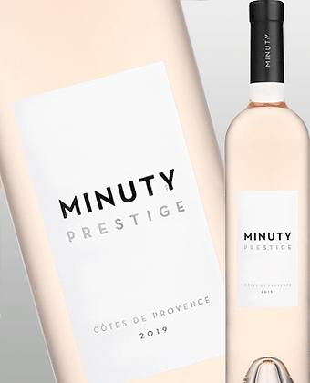 Côtes de Provence, sélection Minuty Prestige 2019
