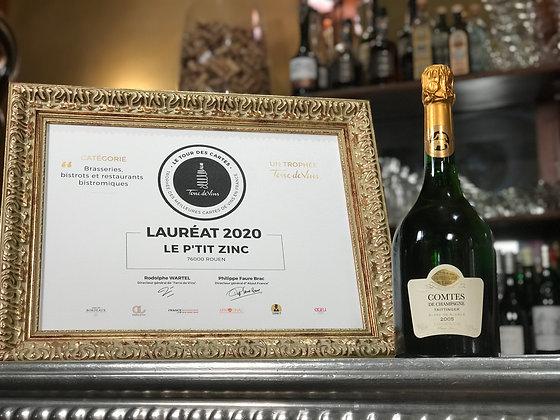 Taittinger, Comtes de Champagne, blanc de blancs 2005