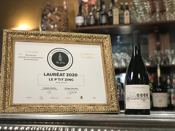 Vin de France, Jean Lignères, Cayrelières 2018