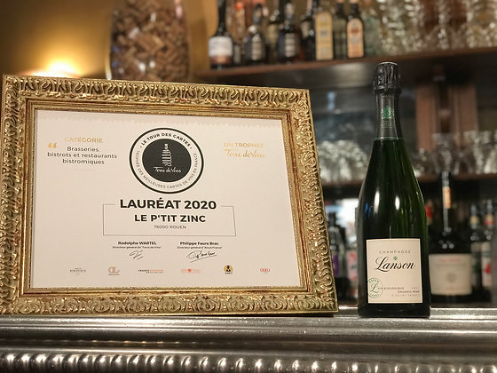 Lanson, Green Label, cuvée Biologique, brut