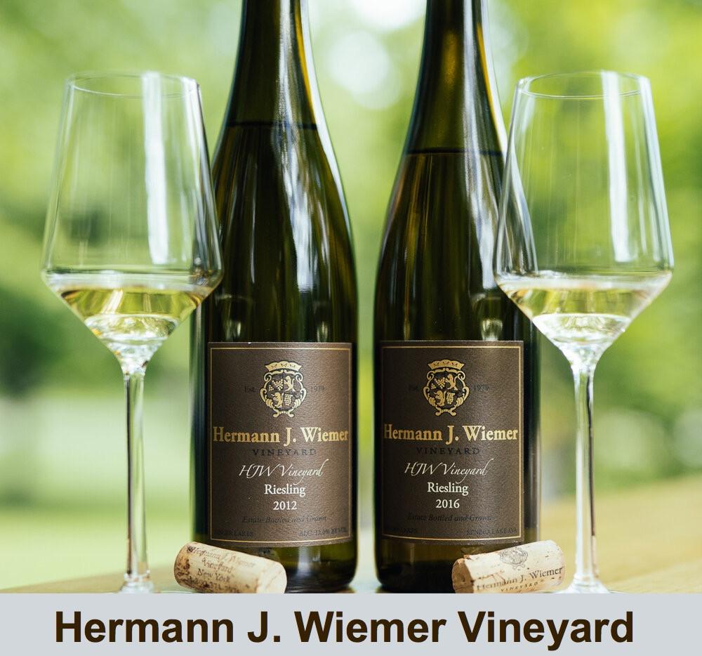 Hermann J Wiemer Vineyard Riesling