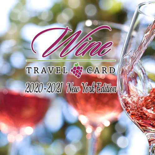 2021 Wine Travel Card