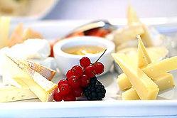 Wine Travel Card Cheese