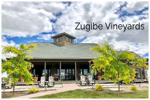 Zugibe Vineyards Tasting Room