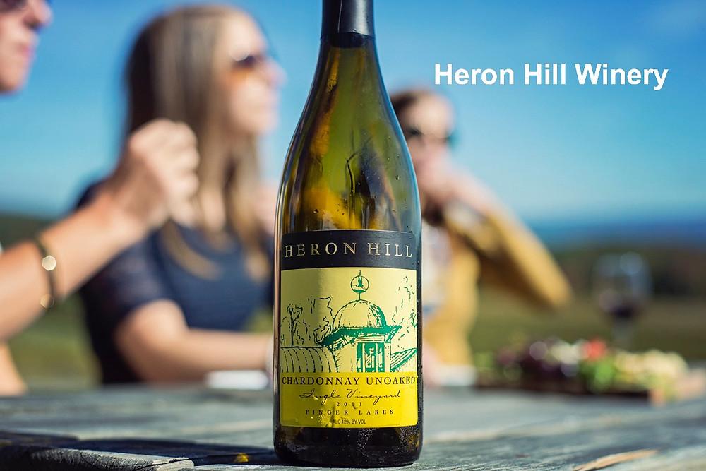 Heron Hill Winery Chardonnay