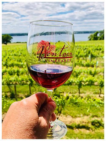 Ventosa Vineyards Sangiovese Wine