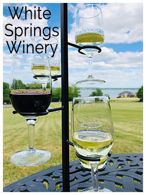 White Springs Winery Wine Flight