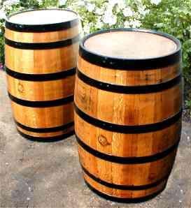 Black Band Barrels