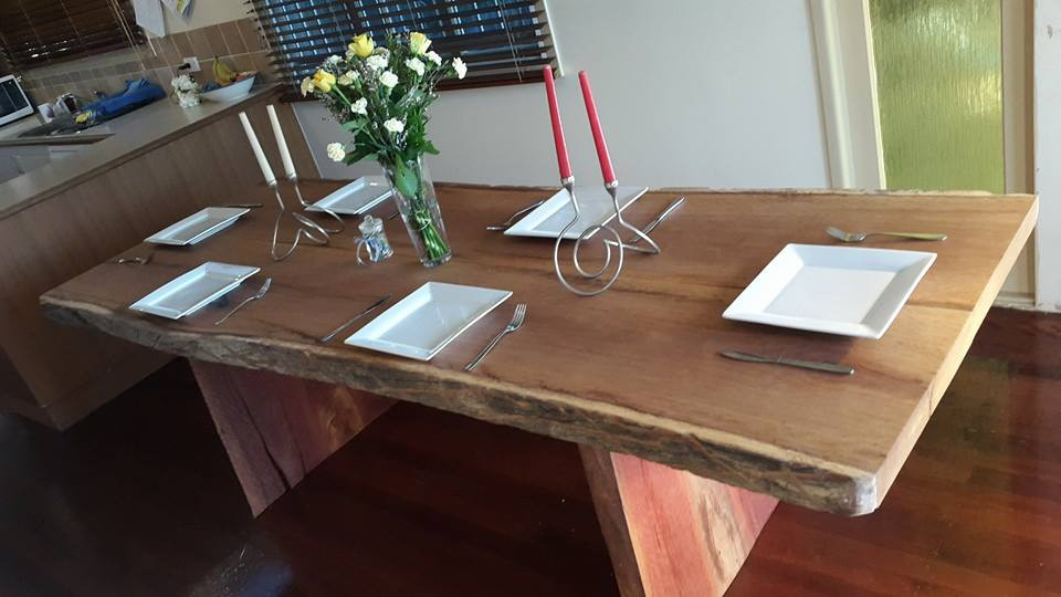 High 8 Seat Dining Table