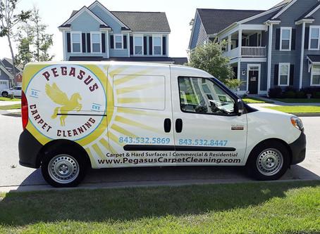 Pegasus Carpet Cleaning of Charleston and Mt. Pleasant