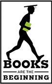 Books are the beginning.JPG