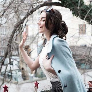 Moda Magazine 2016 Photography:Teodora Lilyan Style:Sergei Yordanov Make up: Krasimira Petrova Hair: Stotyan Kunev Model:Marina Voykov